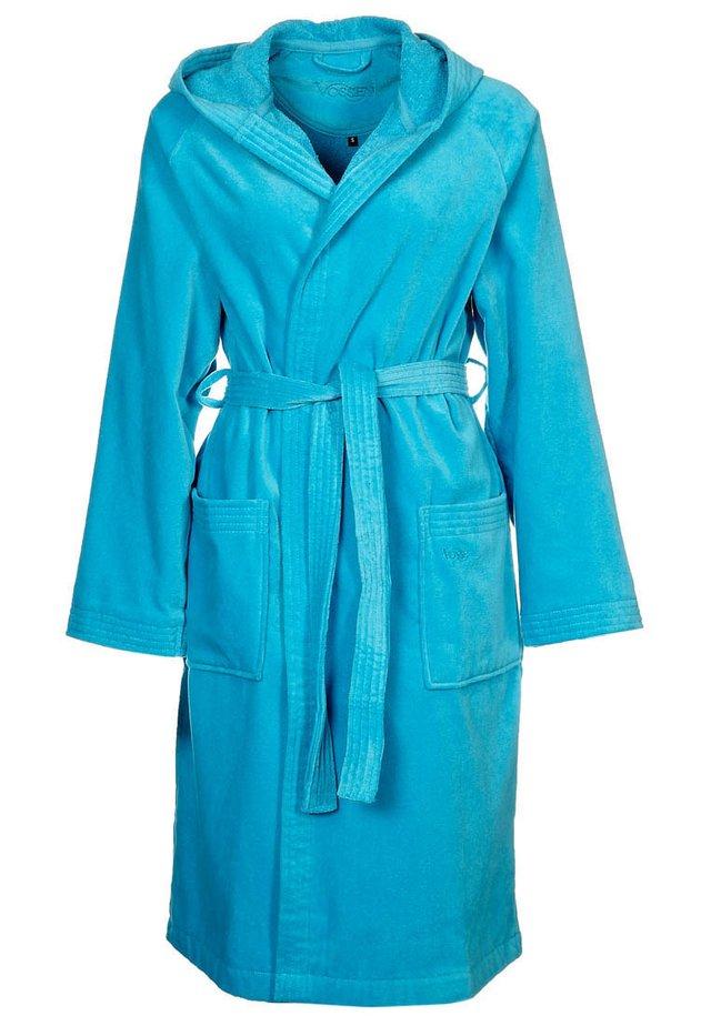 TEXAS - Dressing gown - blau