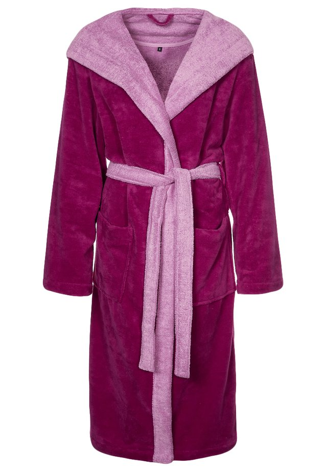 POPPY  - Dressing gown - cranberry