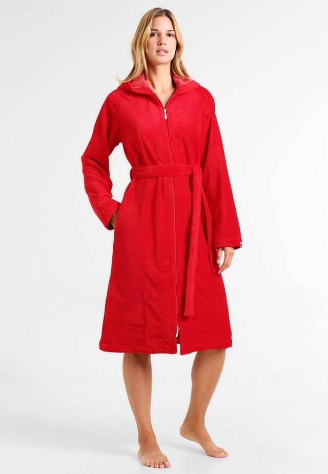 PALERMO - Dressing gown - purpur