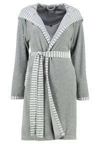 Vossen - Juno - Dressing gown - grau melange - 3