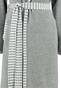 Vossen - Juno - Dressing gown - grau melange - 2