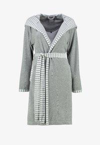 Vossen - Juno - Dressing gown - grau melange - 0