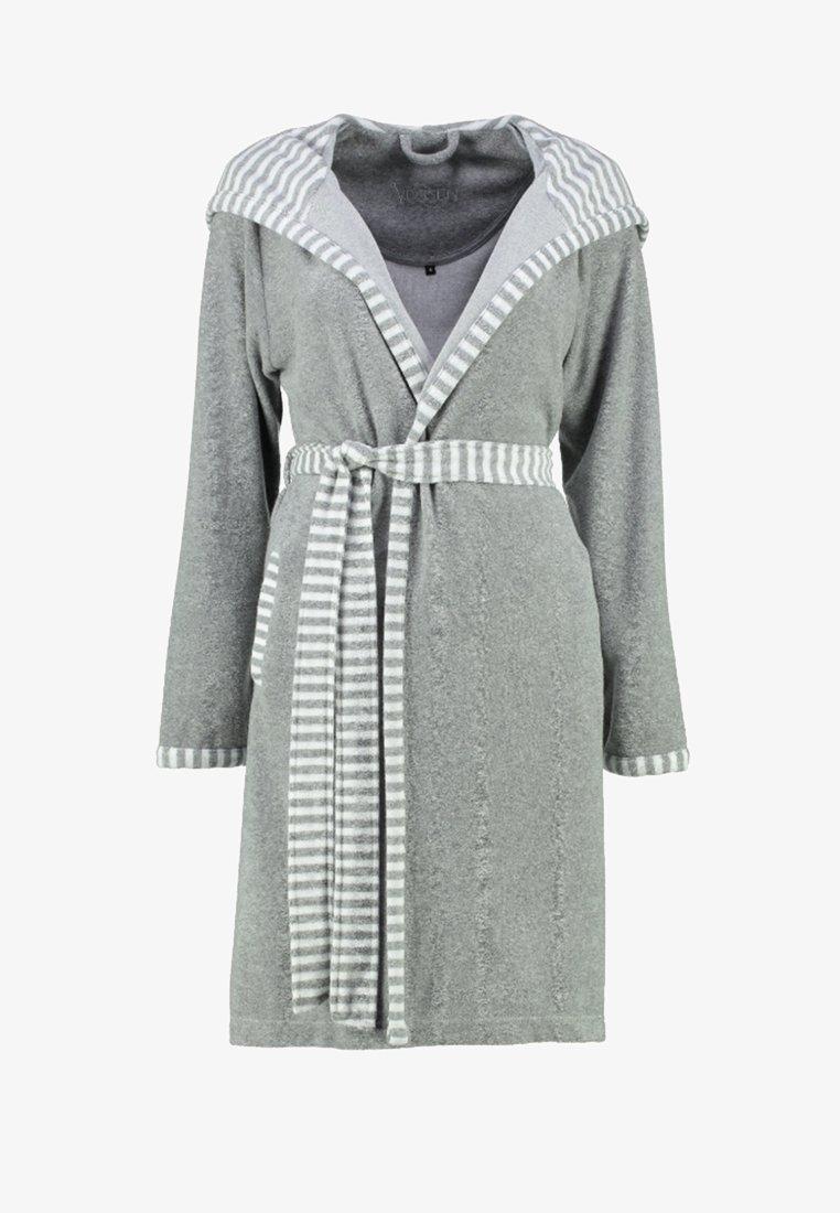Vossen - Juno - Dressing gown - grau melange