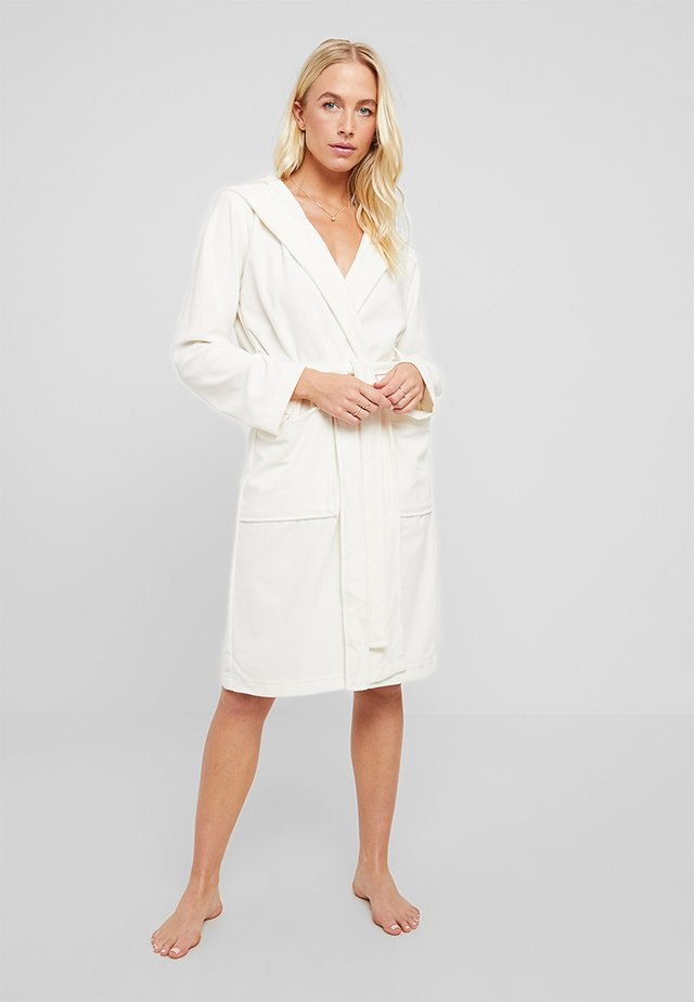 GINA - Dressing gown - ivory