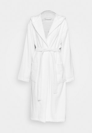LIFE - Dressing gown - weiß