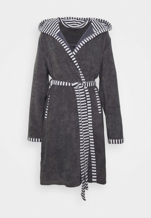 JUNO - Dressing gown - graphit