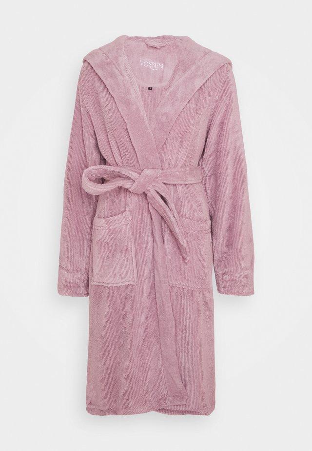 CHINO - Dressing gown - velvet rose