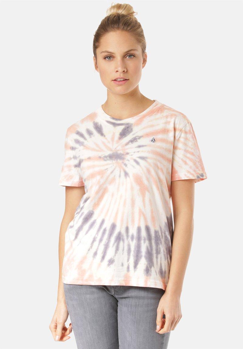 Volcom - VOLCOM ZIPN  - T-Shirt print - rosa