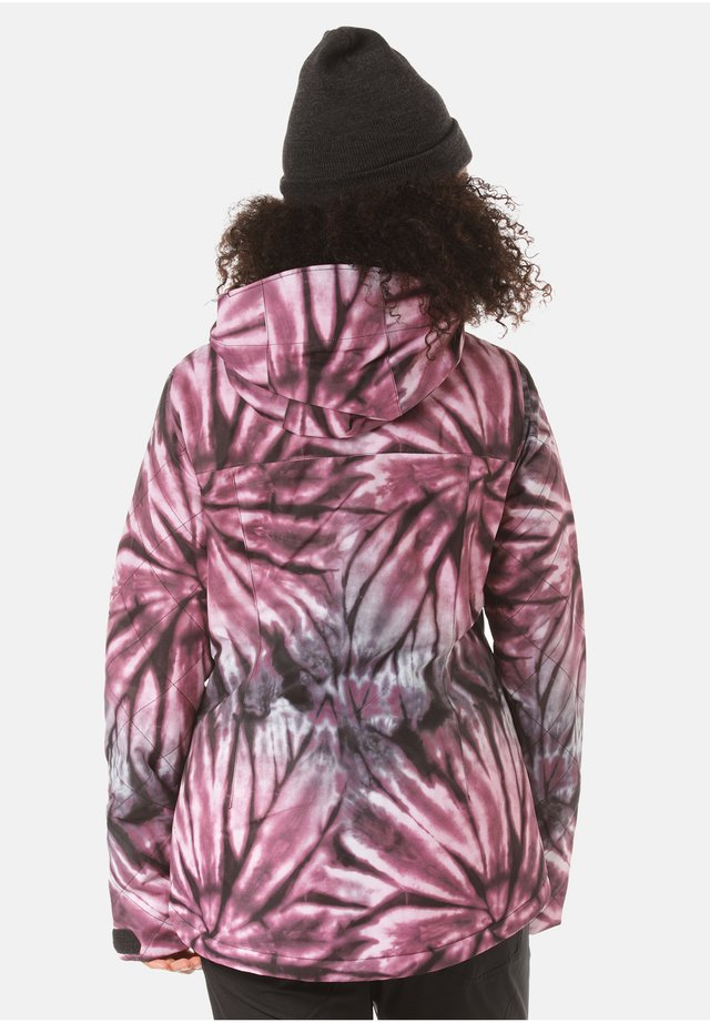 VOLCOM BOLT INS SNOWBOARDJACKE - Snowboard jacket - purple