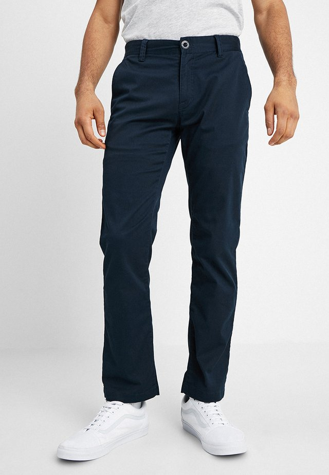 FRICKIN MODERN STRETCH - Chinos - dark navy