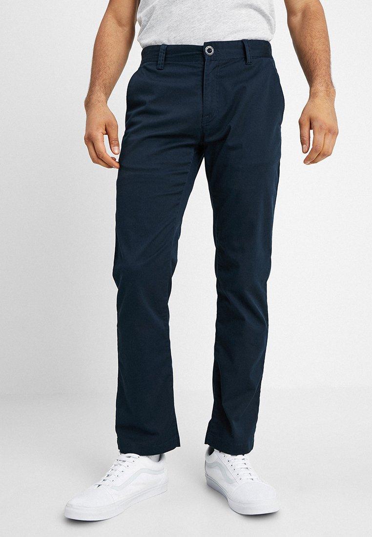 Volcom - FRICKIN MODERN STRETCH - Jeans Straight Leg - dark navy
