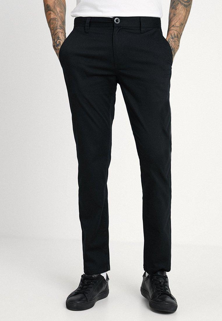 Volcom - FRICKIN MODERN STRETCH - Chino kalhoty - black