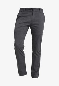 Volcom - FRICKIN MODERN STRETCH - Chinot - charcoal heather - 5