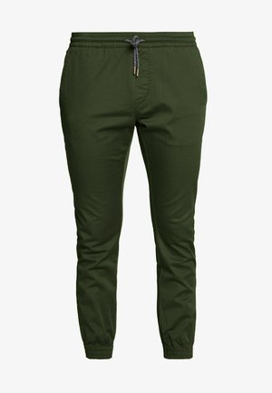 FRICKIN MODERN TAPERED  - Pantalon classique - olive