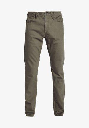 VORTA - Straight leg jeans - green