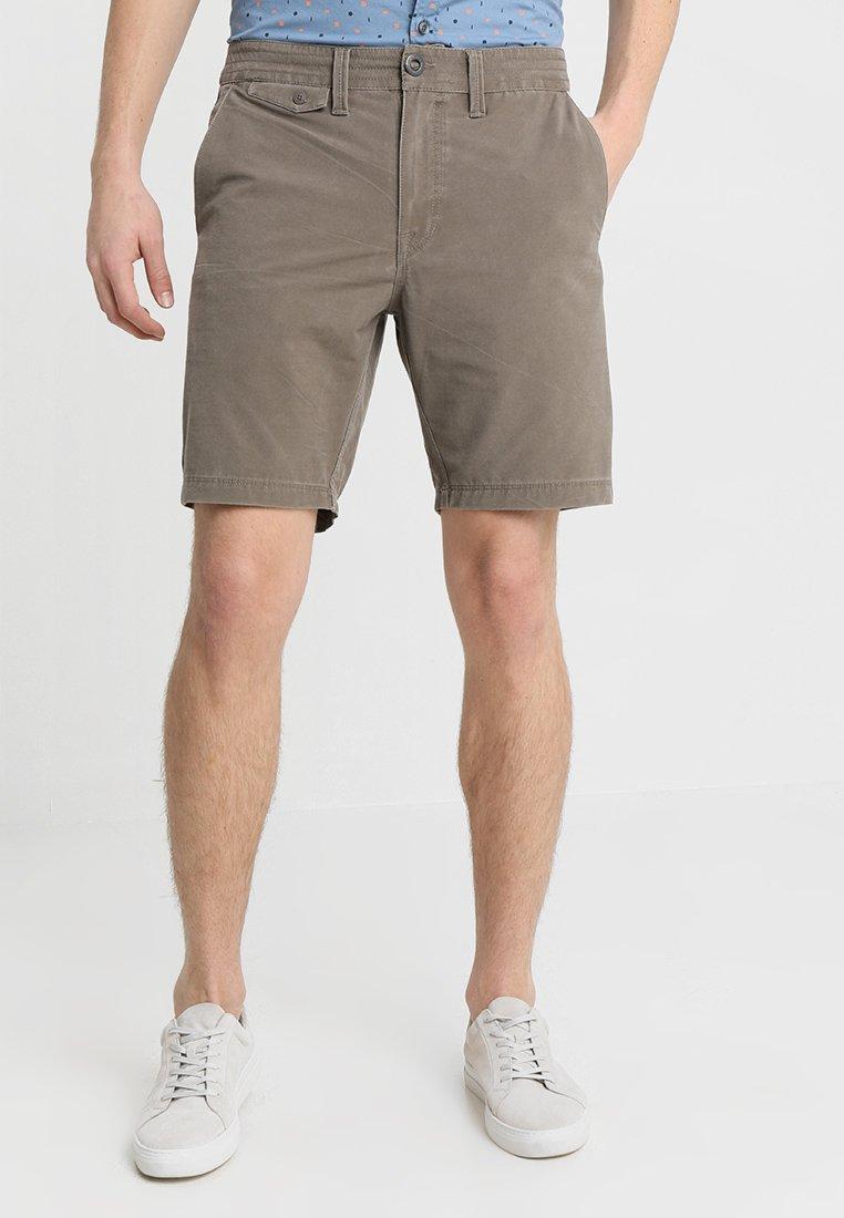 Volcom - FRICKIN FADED - Shorts - mushroom