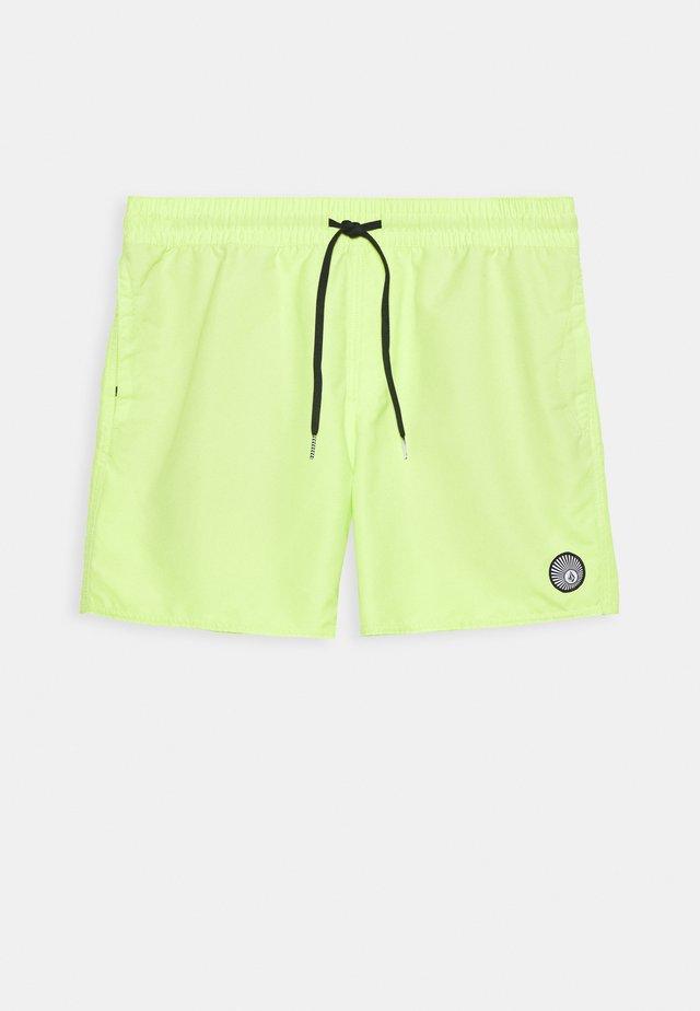LIDO - Badeshorts - hilighter green
