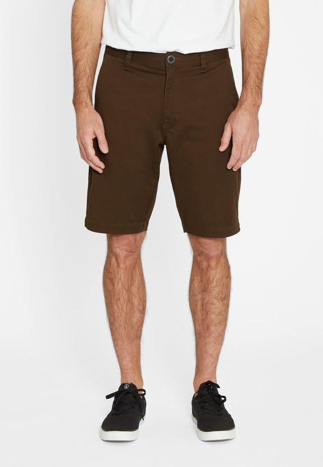 FRCKN MDN STRCH - Shorts - brown