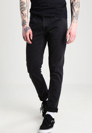VORTA - Straight leg -farkut - ink black