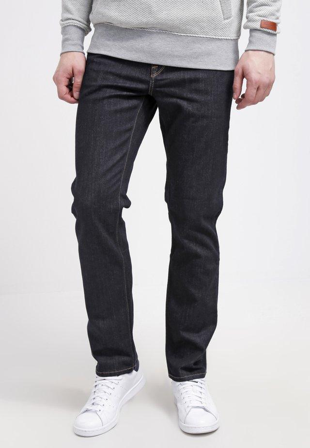 SOLVER - Jeans Straight Leg - rinse