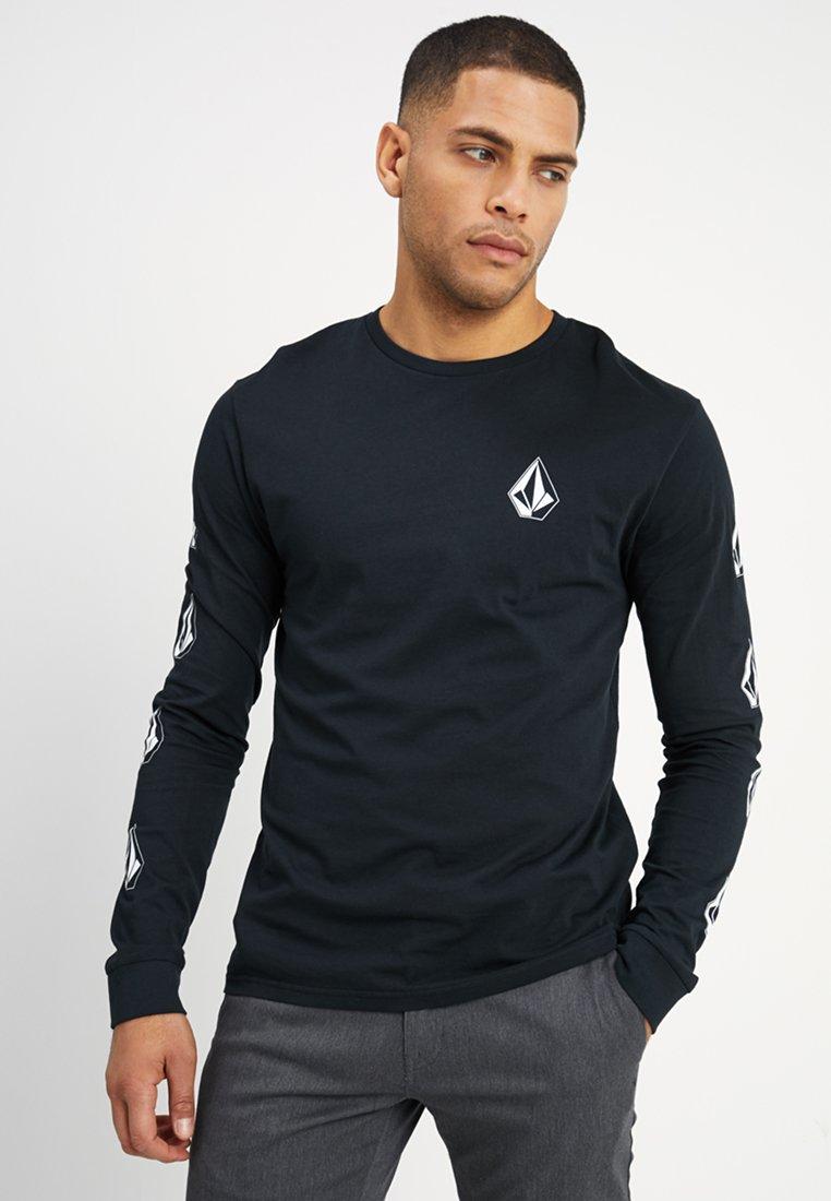 Volcom - DEADLY STONE - Langarmshirt - black