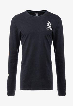 NEW HIGH SCORE  - Pitkähihainen paita - black