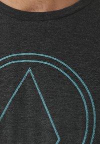 Volcom - REGULAR FIT - T-shirt imprimé - black - 2