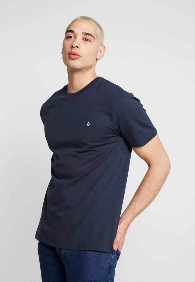 BLANKS - T-shirt - bas - dark blue