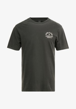 COLLINS TEE - T-shirt con stampa - anthracite