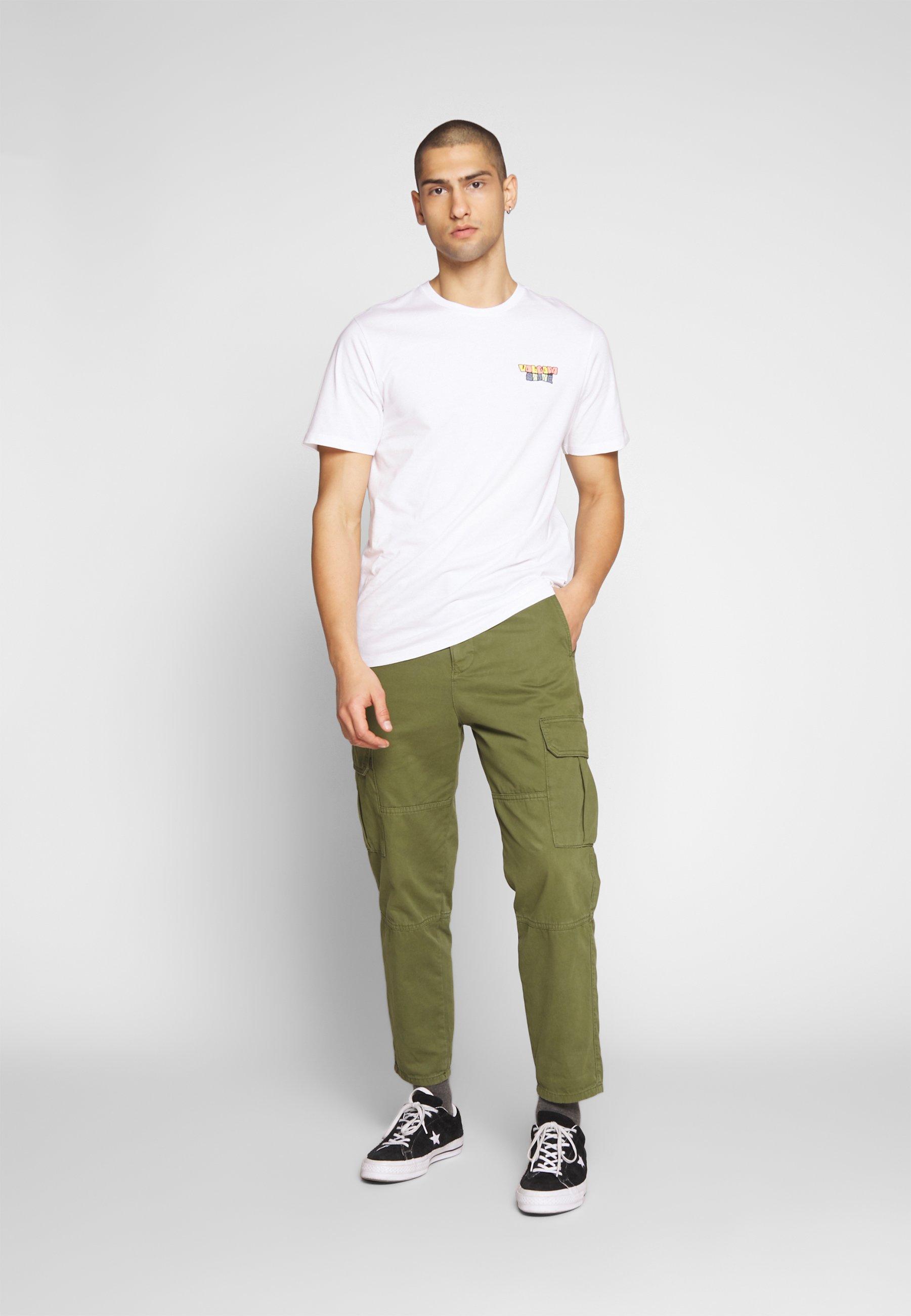 Volcom Daybreak - T-shirt Med Print White