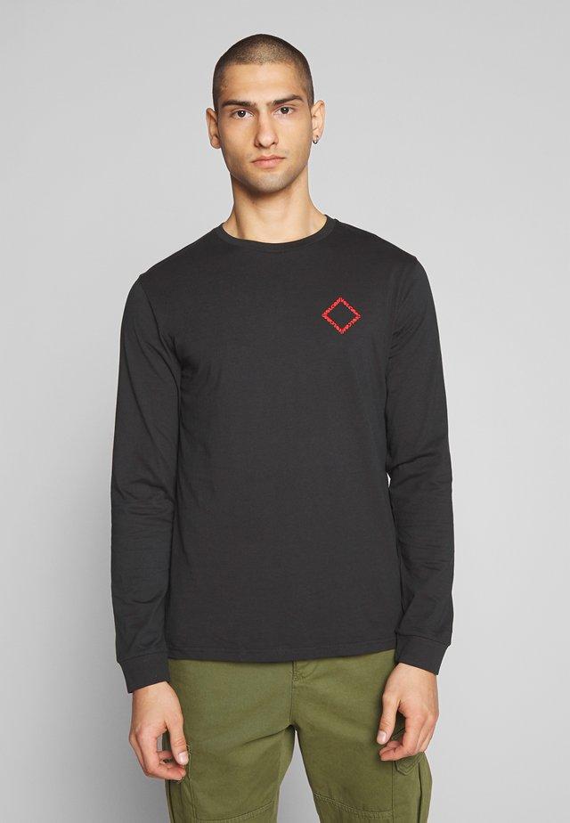TEMPLE - Long sleeved top - black