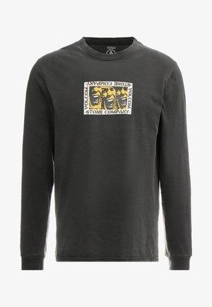CJ COLLINS - Maglietta a manica lunga - black