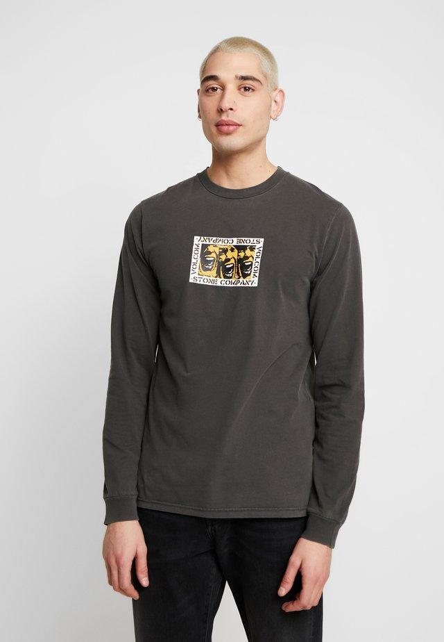 CJ COLLINS - Long sleeved top - black
