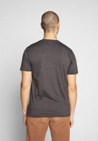Volcom - T-shirt basic - anthracite - 2