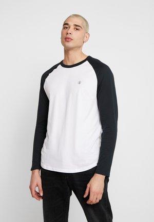 PEN  - Long sleeved top - black