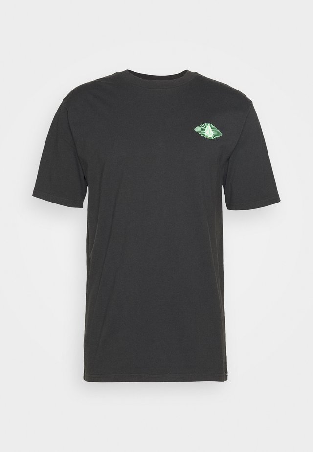 VISIONS  - T-Shirt print - black