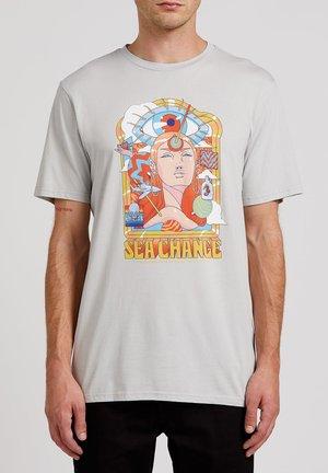 PANGEA SEED TEE - Camiseta estampada - tower_grey