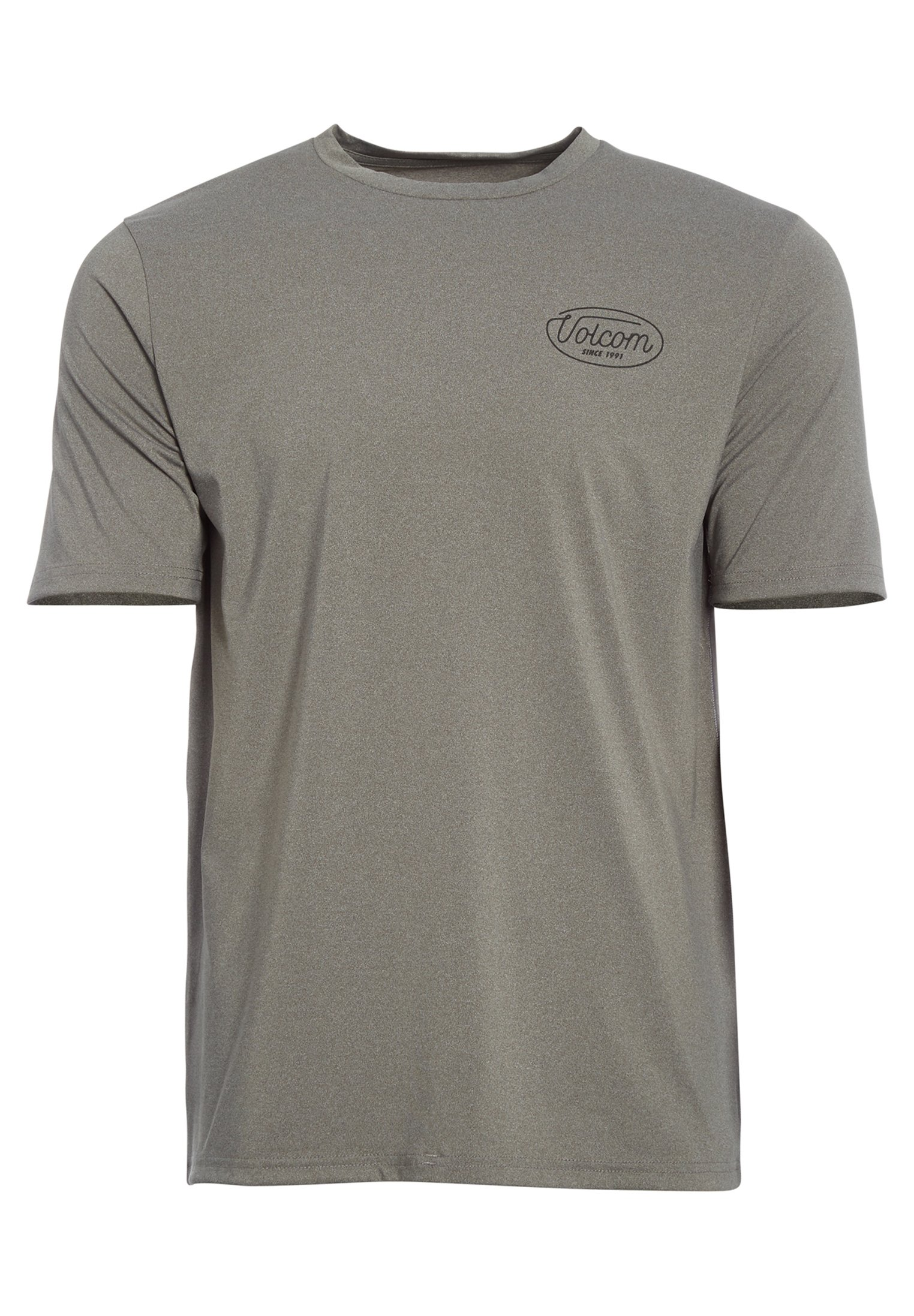 Volcom Lit S/s - T-shirt Imprimé Grey