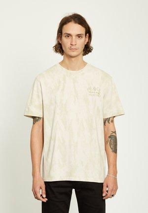 MUCHACHO  - T-shirt imprimé - beige