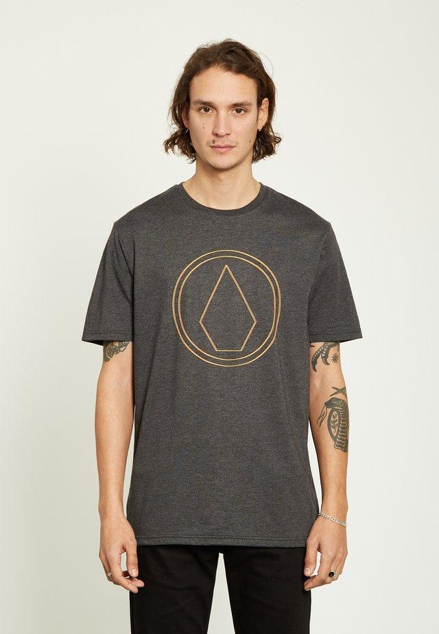 PINNER HTH SS - Print T-shirt - black