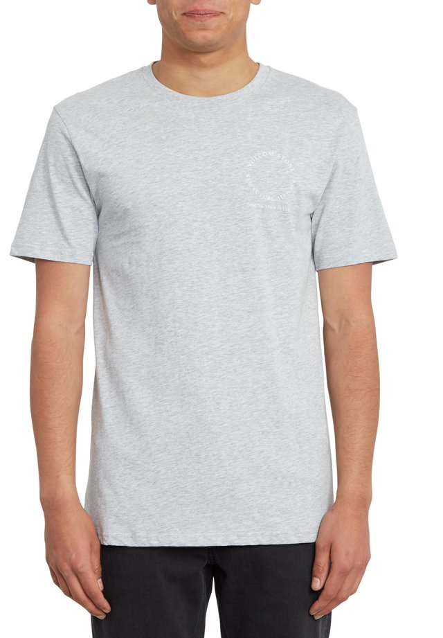 ALLIANCE - Print T-shirt - grey