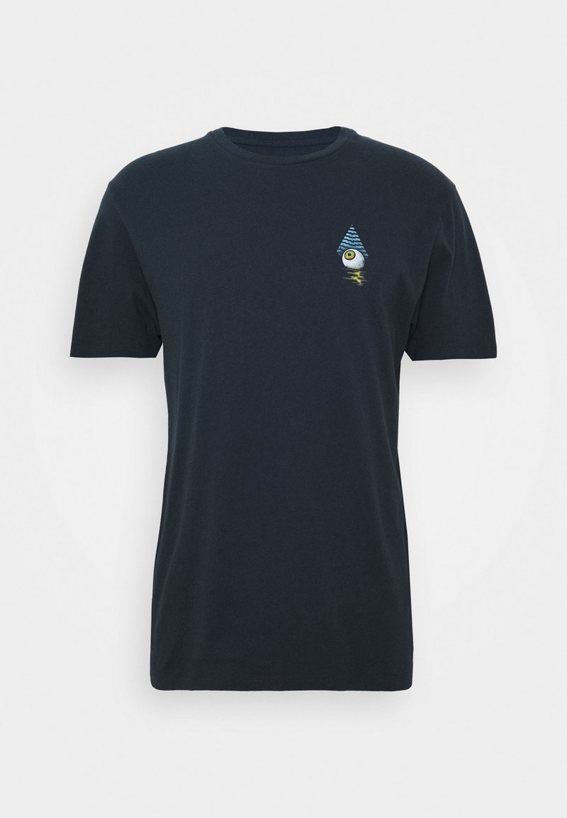 Volcom - RETNATION  - Camiseta estampada - navy