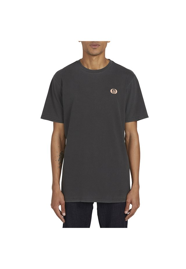 THICKO - Basic T-shirt - black