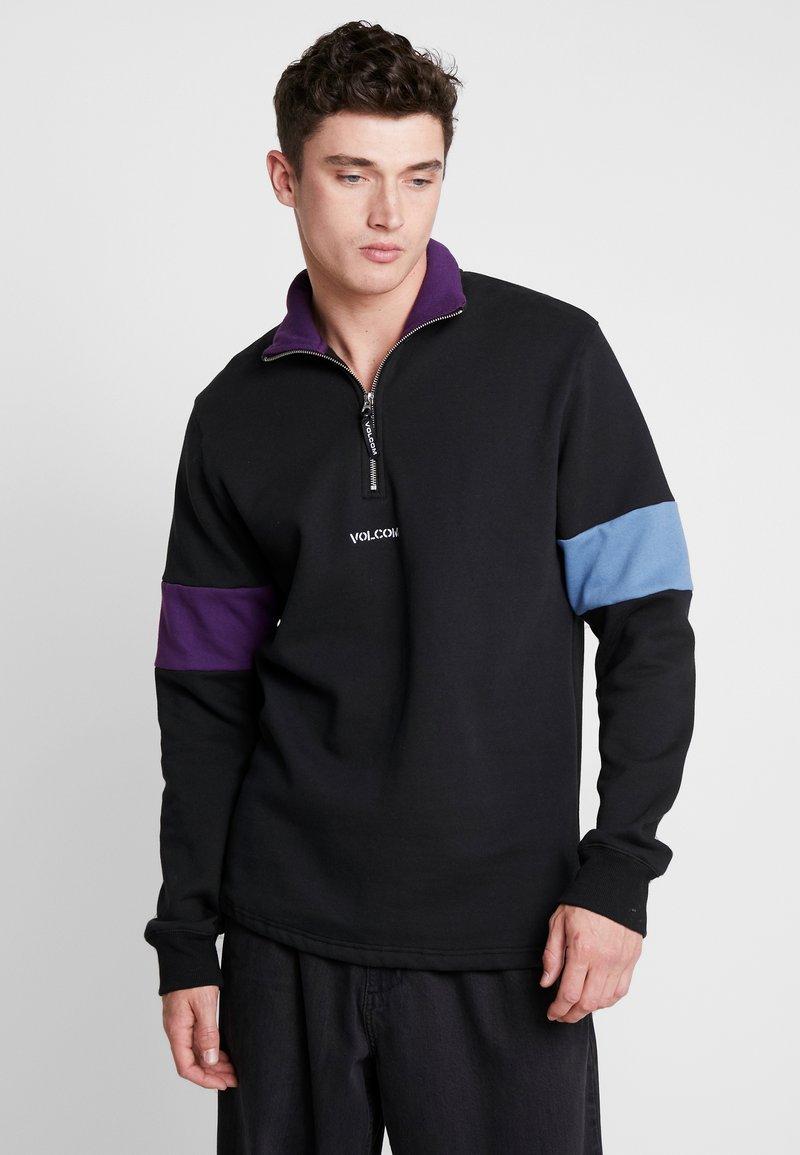 Volcom - RIXON CREW - Sweatshirt - black