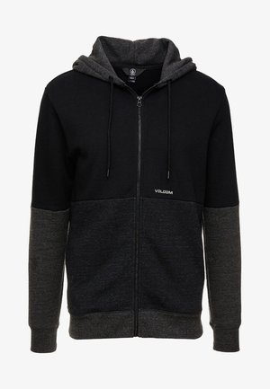 ZIP - Collegetakki - black
