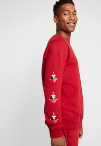 Volcom - SANTASTONE CREW - Sweatshirt - deep red - 3