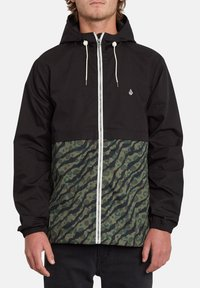 Volcom - HOWARD - Impermeable - military - 0