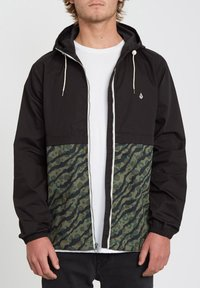 Volcom - HOWARD - Impermeable - military - 2