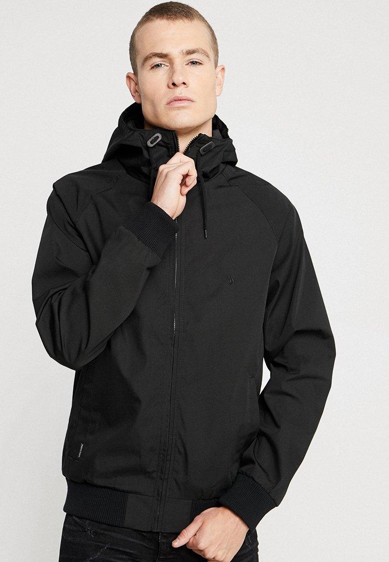 Volcom - RAYNAN JACKET - Summer jacket - black