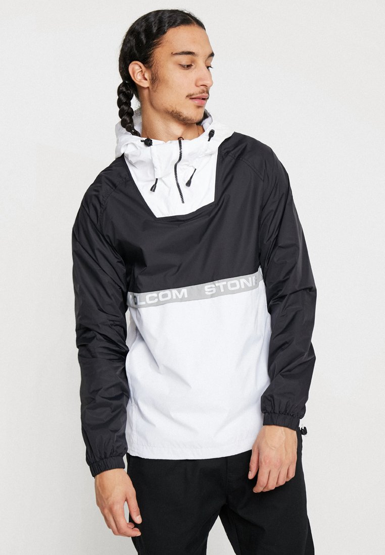 Volcom - FEZZES JACKET - Windbreaker - white